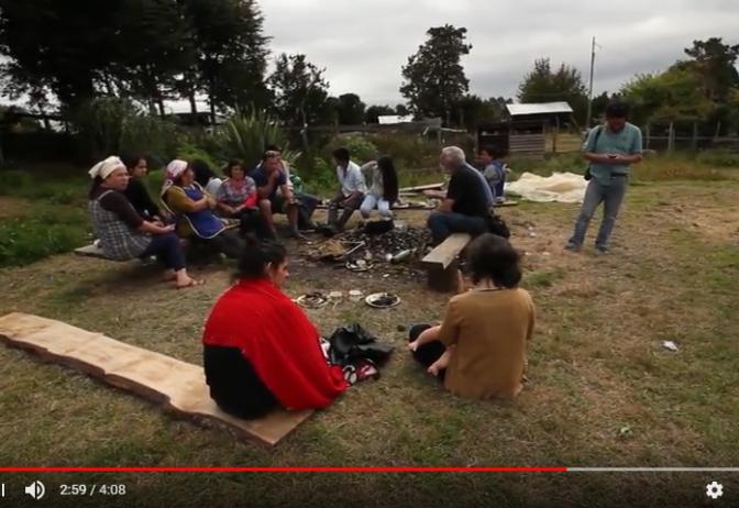 1° Encuentro Nacional de Terapeutas Holísticos / Chiloé 2018