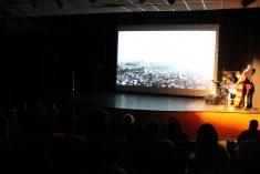 Se dio inicio a la primera versión del Festival Internacional de Cine de Chiloé