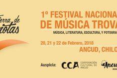 Se viene el Festival Tierra de Gaviotas en Ancud