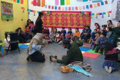 Bibliobarrio Bonilla celebró con los más peques el Día del Libro
