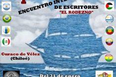 Primer Encuentro Internacional de Escritores en Curaco de Vélez