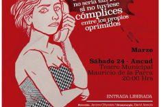 Teatro: «De género» se presenta en Ancud