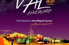 Festival de Aniversario en el Barrio Los Carreras