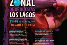 ¡Asiste al Encuentro Macrozonal de Orquestas – Los Lagos 2017!