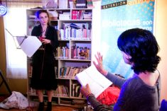 Teatro gratuito recorre las bibliotecas públicas de Chiloé