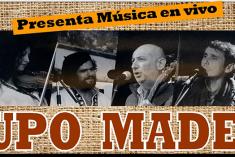 Grupo Madera en vivo